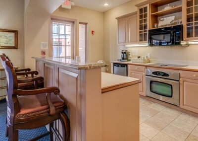 The Myrtles at Olde Towne-kitchen-seat