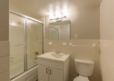 The Myrtles at Olde Towne-washroom